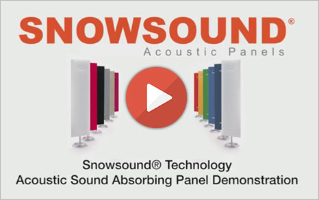 Absorbing Panel Demonstration Demo Video