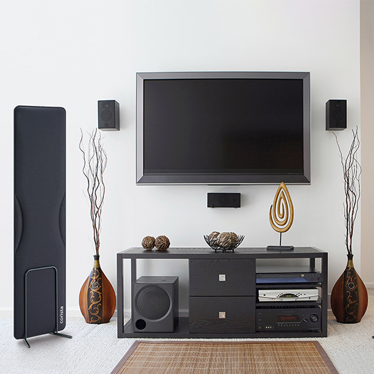 Home Entertainment Spaces: Snowsound USA Acoustic Panels