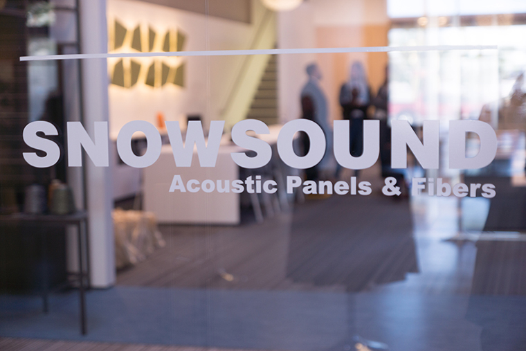 SNOWSOUND EXPERIENCE SHOWROOM