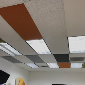 Drop-ceiling application