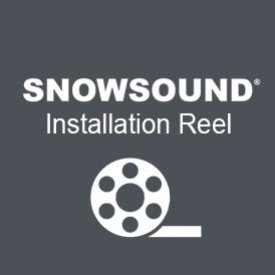 Snowsound Installation Reel